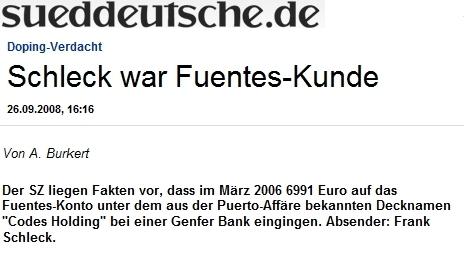 Screenshot süddeutsche.de